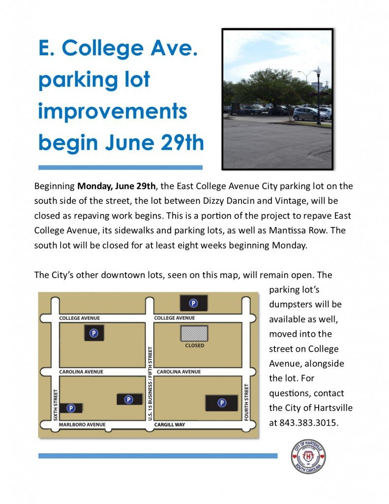 college-ave-parking-poster