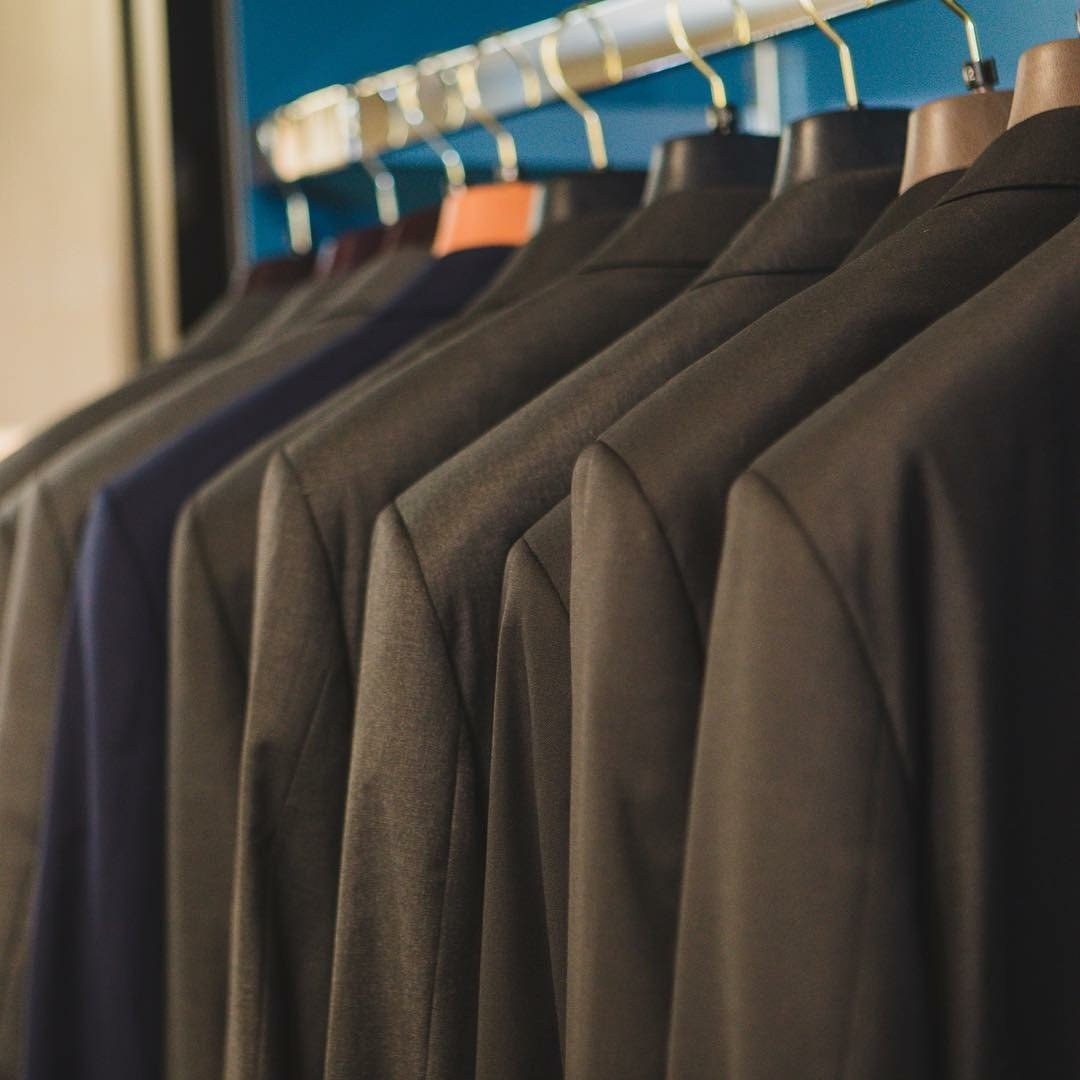 Jackets at DeVane's