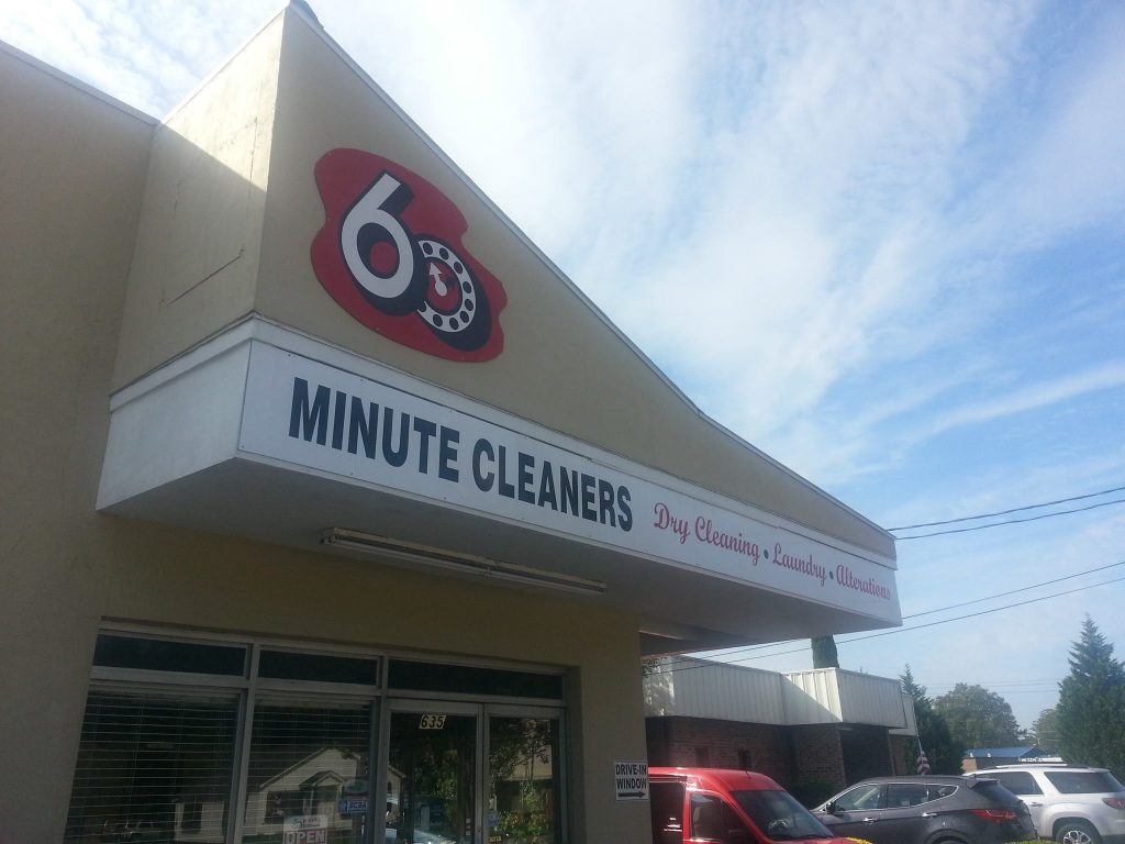 60 Minute Cleaners