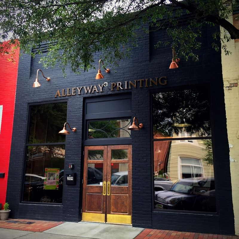 Alleyway Printing