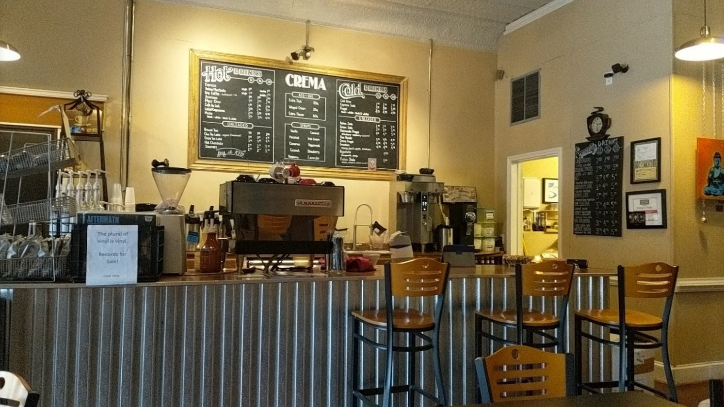 Crema Coffee Bar