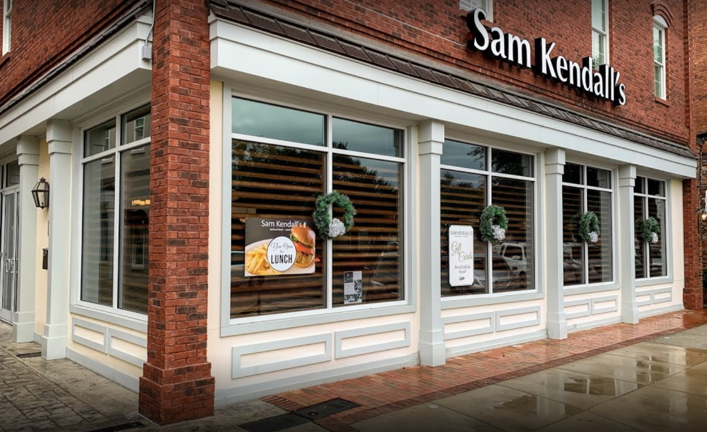Sam Kendall's