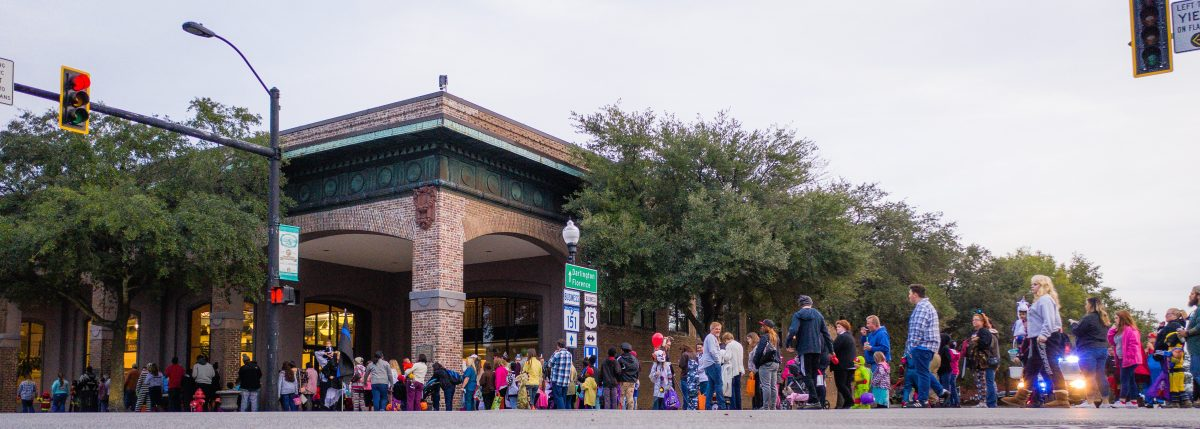 Thousands of the cutest, most ghostly ghouls and goblins in the Pee Dee enjoyed Treats on the Streets 2018.