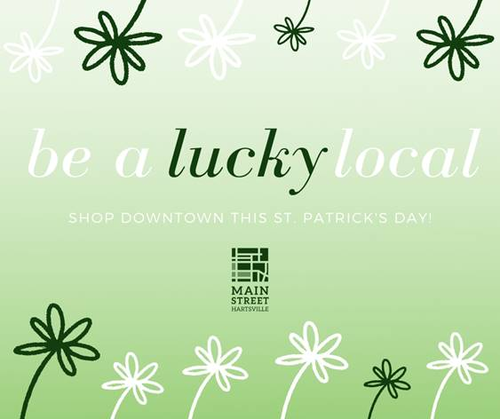 be a lucky local