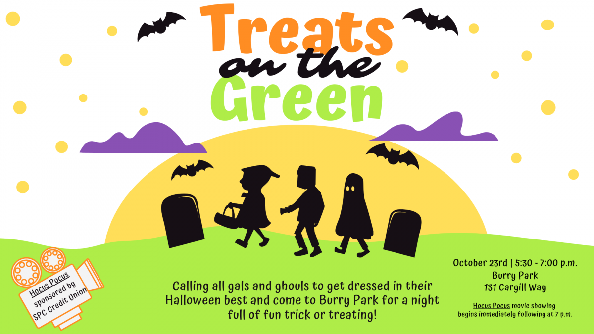 Treats on the Green banner image